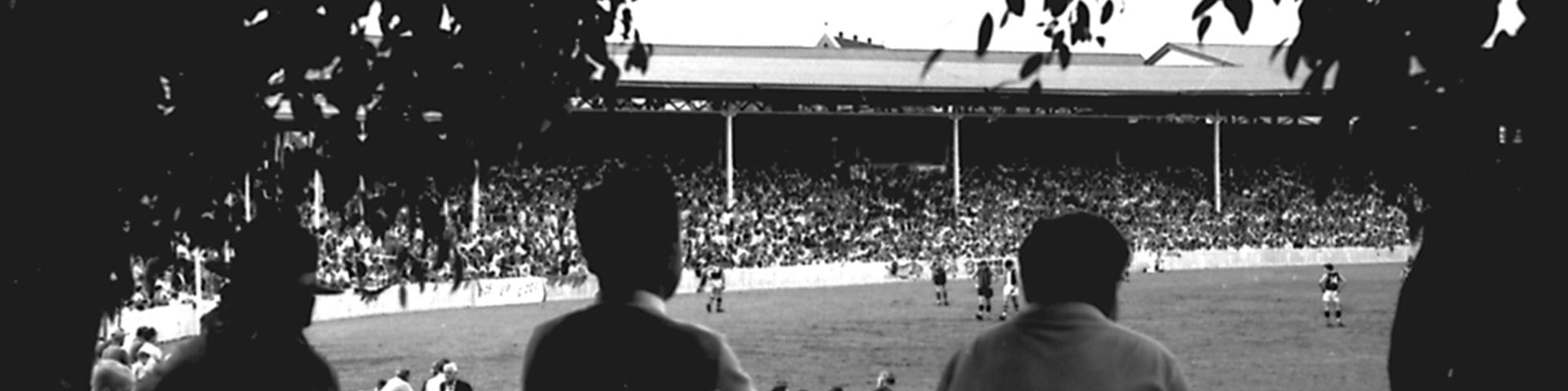 The Gabba 1965 - Stadiums Queensland History